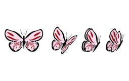 butterfly5 Стоковые Фотографии RF
