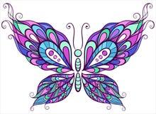 Butterflycolor Fotografia Stock