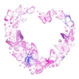 Butterflyes Obrazy Stock