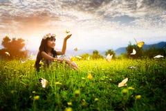 Butterflys Стоковая Фотография