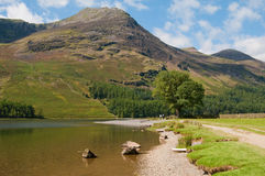 Buttermere Photographie stock