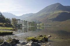 Buttermere Royalty Free Stock Photography