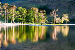 Buttermere Lake Royalty Free Stock Photos