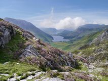Buttermere, Lake District, England Stock Image