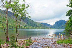 Buttermere Lake, Lake District Stock Image