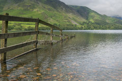 Buttermere Lake Royalty Free Stock Image