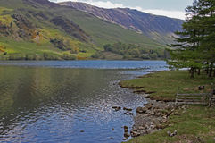 Buttermere, view of lake and fells Stock Image