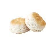 Buttermilch-Biskuite Stockbilder