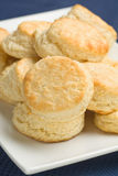 Buttermilch-Biskuite Stockfotografie