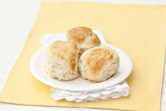 Buttermilk Biscuits Royalty Free Stock Image
