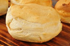 Buttermilk Biscuits Stock Photography