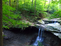 Free Buttermilk Falls Stock Image - 711861