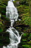 Buttermilk Falls After a Spring Rain Royalty Free Stock Images