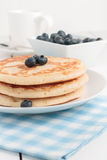 Buttermilk Pancakes Royalty Free Stock Images