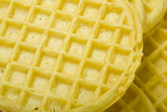 Buttermilk Waffles Stock Images