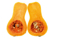 Butternut Pumpkin Royalty Free Stock Images