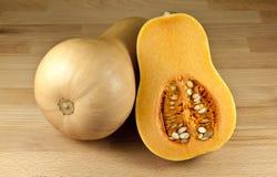 Butternut Pumpkin Stock Image