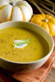 Butternut Squash Soup Stock Photography