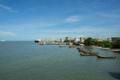 Butterworth Penang - Malaysia Arkivbild