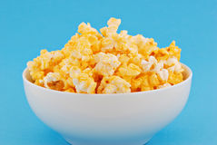 Buttery Popcorn Stock Images