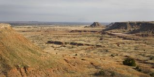 Buttes Stock Photo