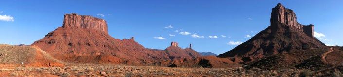 Buttes, il professor Valley, Utah immagine stock libera da diritti