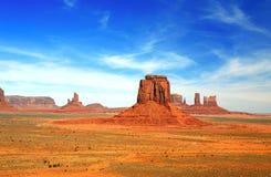 Buttes multipli della valle del monumento Immagine Stock Libera da Diritti