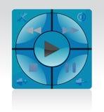 Button. Vector illustration of computer icon vector illustration