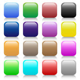Button Royalty Free Stock Photos