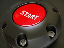 Free Button Stock Photography - 22554032