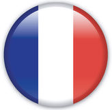 Button. With map from France - Vector Stock Images