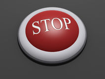 Button #4. #4 - a 3d rendered button with embossed text (could be replaced). Part of a series stock illustration