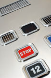 Button Royalty Free Stock Photo