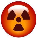 button aktywnego ikony radio Obraz Stock