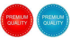 Button with banner and text Premium Quality Royalty Free Stock Images