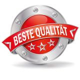 Button best quality Royalty Free Stock Photo