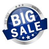 Button - big sale Stock Photos
