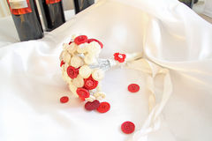 Button Bouquet Royalty Free Stock Photos