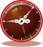 Button coffee Royalty Free Stock Photo