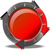 Button download Stock Photos