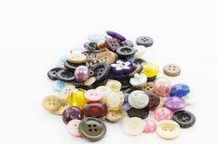 Button dress Stock Photo