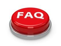 Button FAQ Royalty Free Stock Photos