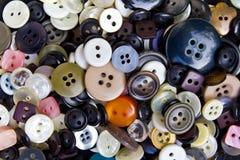 Button fastening  Stock Photos