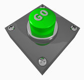 Button_GO stock images
