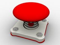 button green start Стоковая Фотография RF