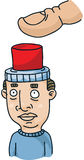 Button Head Royalty Free Stock Images