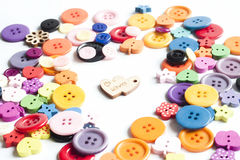 Button I love you Royalty Free Stock Photo