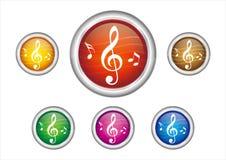 button icon Stock Photo