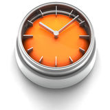 Button Icon: Clock Stock Photos