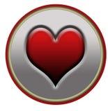 button love 皇族释放例证